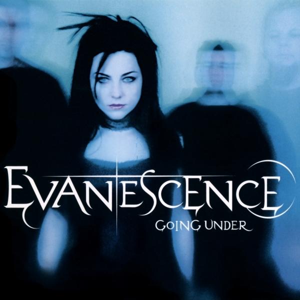 Going Under   EvThreads Evanescence Album Cover 2013