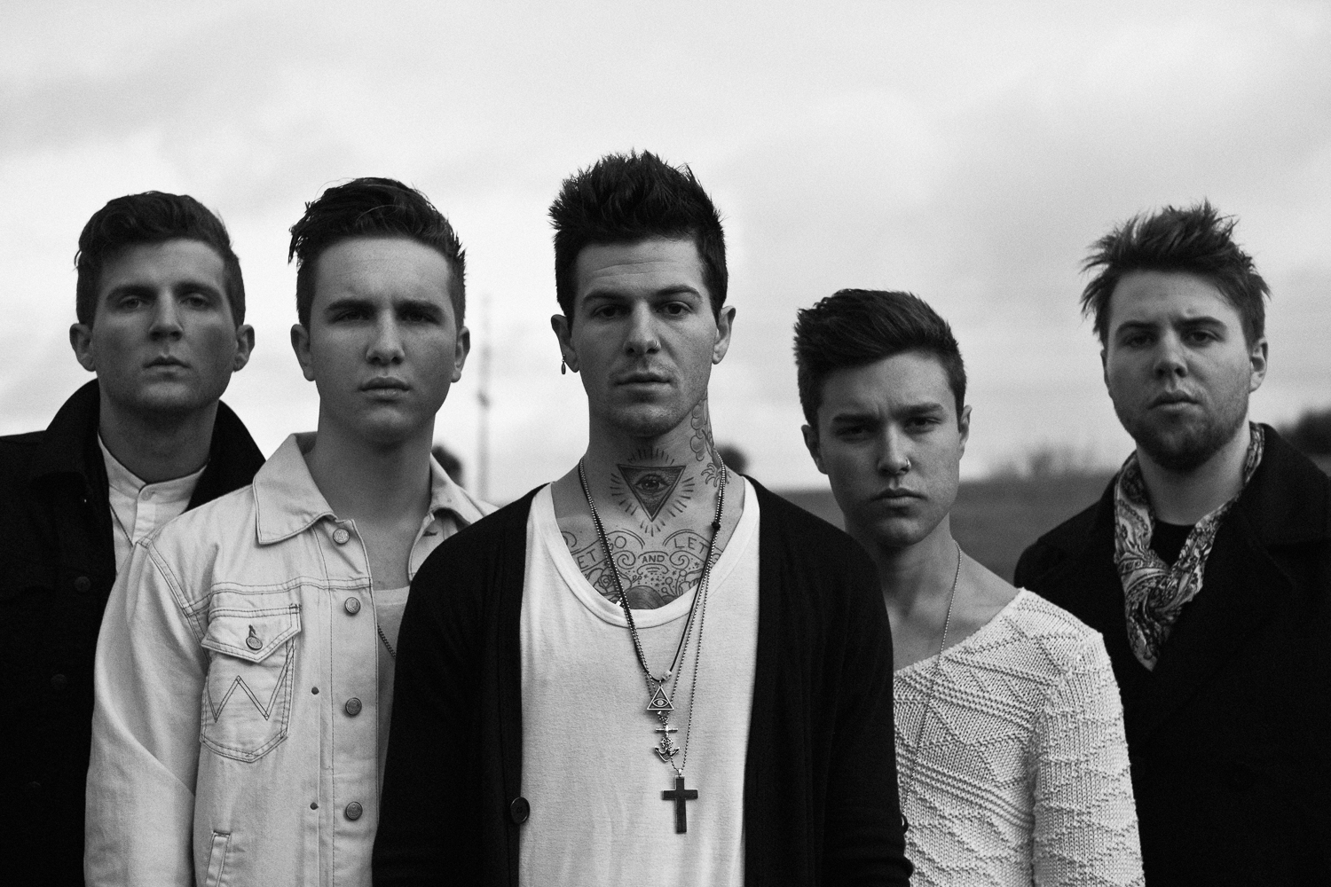 The Neighbourhood is a California-based Alternative rock band that ...