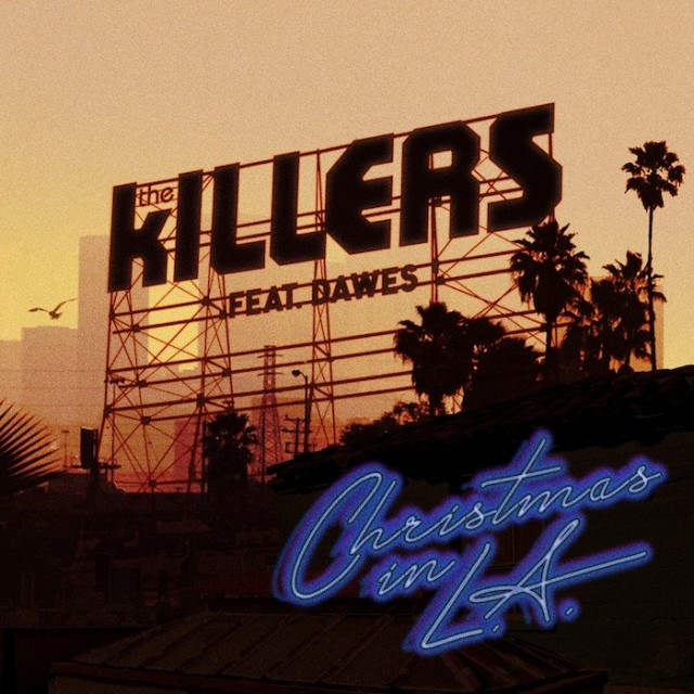 the-killers-christmas-in-la-single