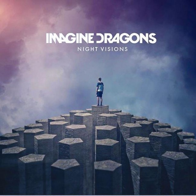 imagine dragons monster album cover - photo #12